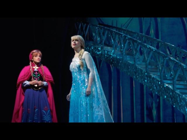 Frozen Live at the Hyperion Theatre, Full Multi-Angle Show, Disney California Adventure, Disneyland