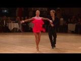 Riccardo Cocchi and Yulia Zagoruychenko: Samba Show at 2016 Paris Worlds