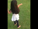This video of Akshay kumars daughter, Nitara learning martial arts is the cutest thing you will see