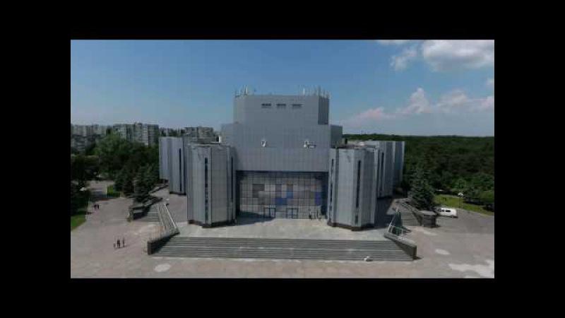 Комсомольск на Днепре\ Горишні Плавні DJI Phantom4
