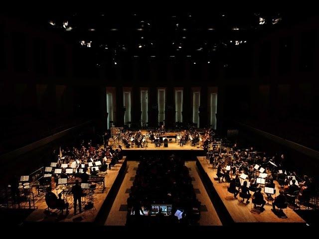 Karlheinz Stockhausen, Gruppen - Ensemble intercontemporain