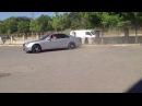 W220 S320Long Stock mini drift training Ufak drift antremanım