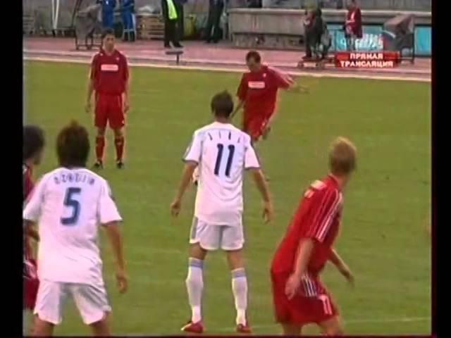 Зенит vs ВиОн 30 08 2007 FC Zenit FC ViOn