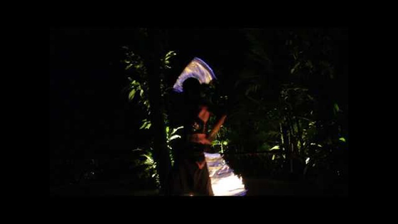 Pyrodanza presents: Narya Elda fire snake performance