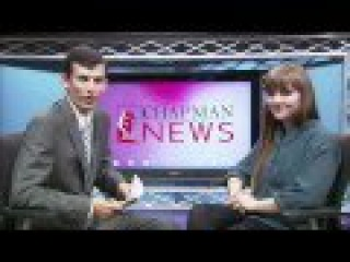 Chapman News: Tara Lynne Barr Interview