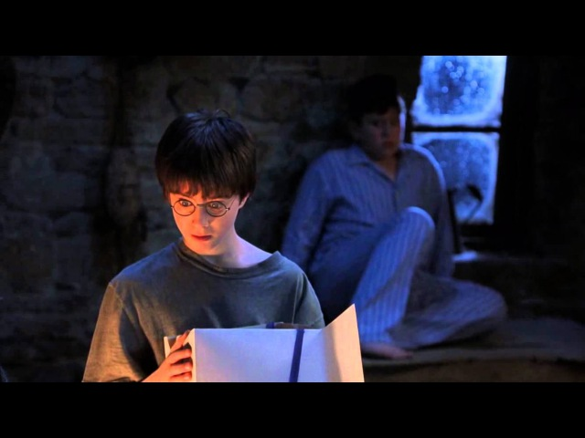 Harry Potter and the Philosopher's Stone - You're a Wizard, Harry