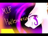 MLPSpeedPaint - HuiRou (Halloween Version)