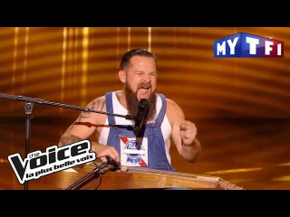 Will Barber - « Another Brick In the Wall » (Pink Floyd) | The Voice 2017 | Blind Audition