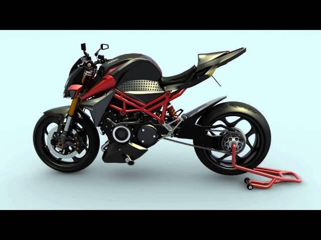 Design Moto Furion