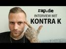Kontra K über Labyrinth, Sport, Werte, Mitleid, Schicksal und Karma (rap.de-TV)