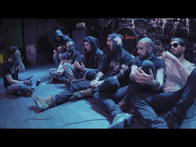 PSYCHONAUT 4 interview (Moscow 03.12.2016)
