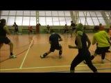 Обучение волейболу/ упражнения на координацию с лесенкой