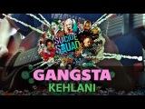 Suicide Squad OST Kehlani Gangsta (fingerstyle guitar, FREE TABS)
