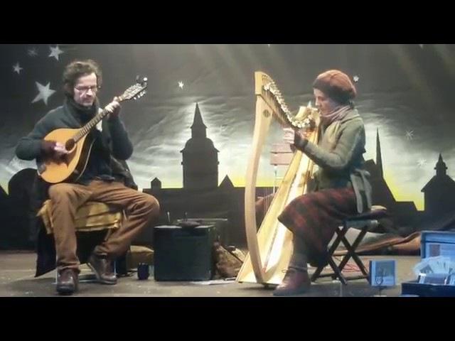 Silberschatten - Ombra d`Argento - zwei Eigenkompositionen - Keltische Harfe und Mandola
