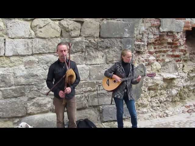 Ground Folk - The Sleeping Tune (Gordon Duncan) / Mystic Scottish and Irish Music FolkRockVideo