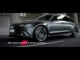 Audi RS6 Avant - TV Commercial feat. Audi R18 e-tron quattro