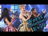 Iggy Azalea - Fancy ft. Charli XCX (Worst Live Performance Ever) (Shreds)
