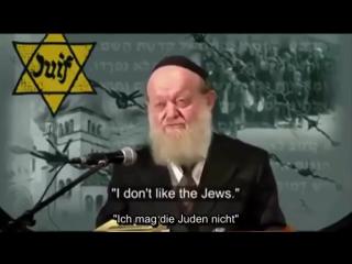 JUDE RABBI SAGT - WARUM ADOLF HITLER DIE JUDEN HASSTE