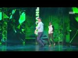 Танцы на ТНТ -Стас и Андрэ (Павел Воля и Тимур Батрутдинов)