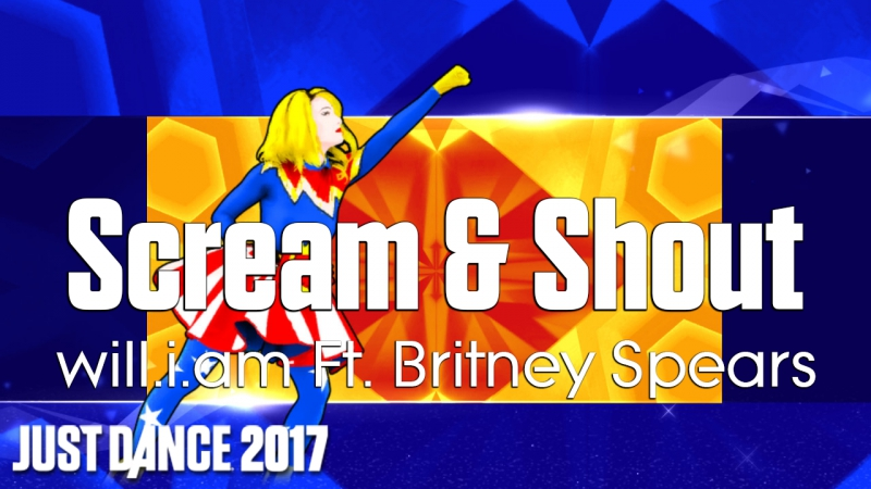 Just Dance 2017 | Scream Shout - will.i.am Ft. Britney Spears | Mashup - American dream