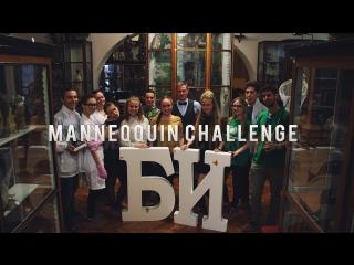 Manneqquin Challenge by Biological Institute (TSU)
