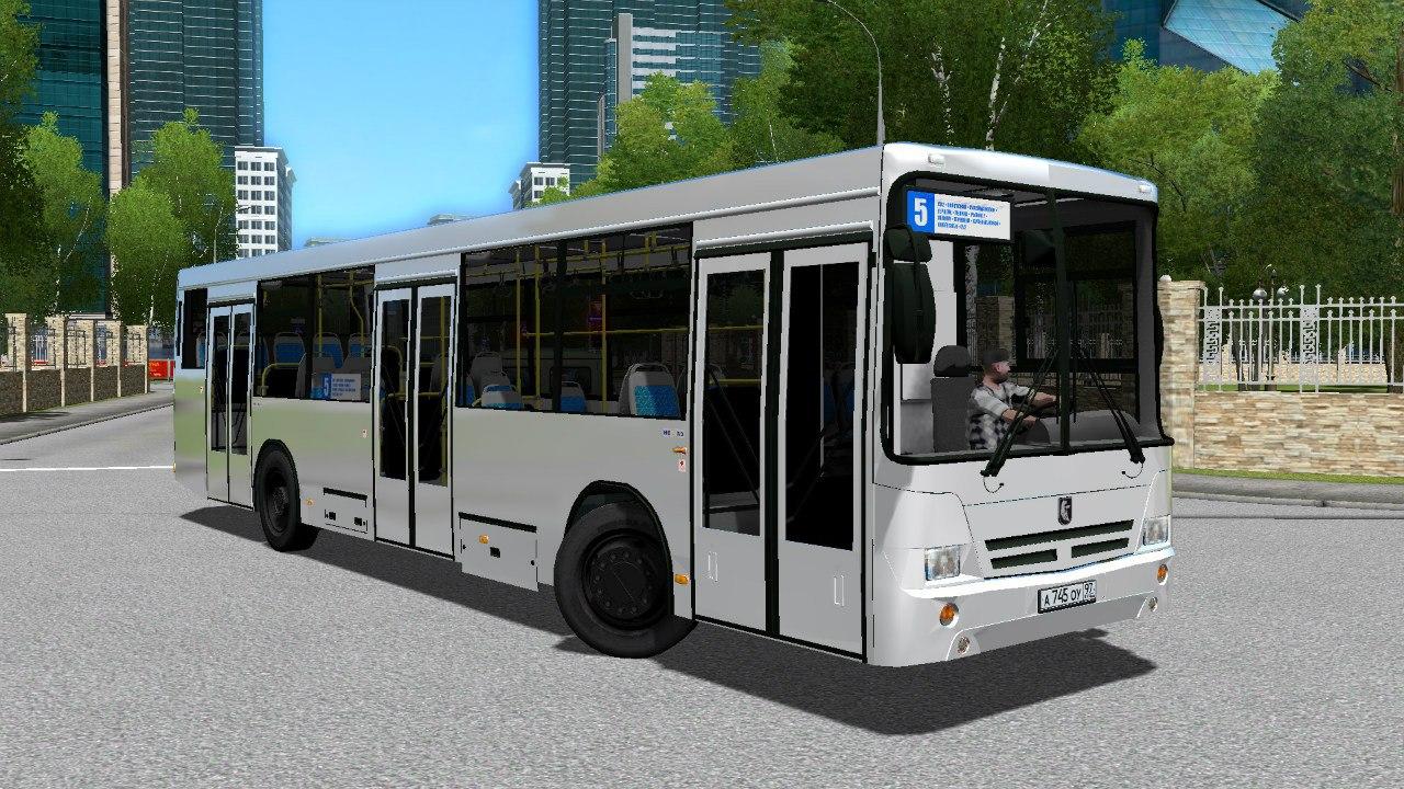 Сборник модов Автобусы для City Car Driving 1.5.0 - 1.5.2