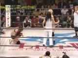 Shinobu Kandori, Harley Saito vs. Lee Heilan, Choi Solar