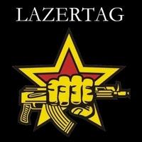 Логотип LAZERTAG RATNIK