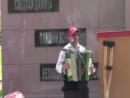 На митинге, посвященному Дню Победы,  9 мая в с. Кирельское Камско-Устьинского р-на РТ(на родине)2016 г.