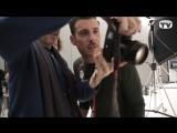#Sanremo2017: Francesco Gabbani le foto e la video intervista  TV Sorrisi e Canzoni