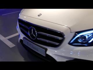 2017 Mercedes-Benz New E-class AMG Package Interior  Exterior