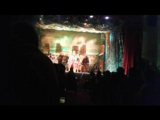 На премьере мюзикла театра ''Карамболь' 'Гадкий утенок'7
