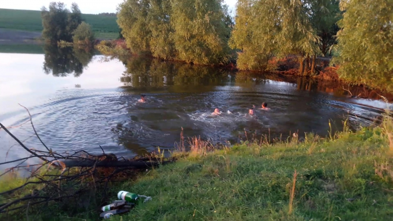 Чемпіонтат Європи по синхронним прижкам у воду