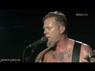 Metallica - The Unforgiven (Live in Seoul, Korea) '2006