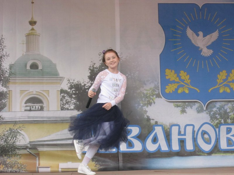 концерт в день Города Москва