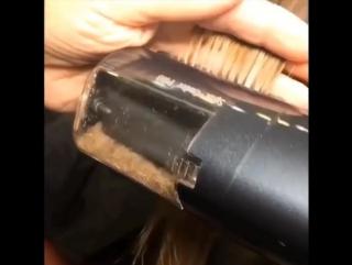 Split Ender - это революционный прибор для удаления секущихся кончиков волос.