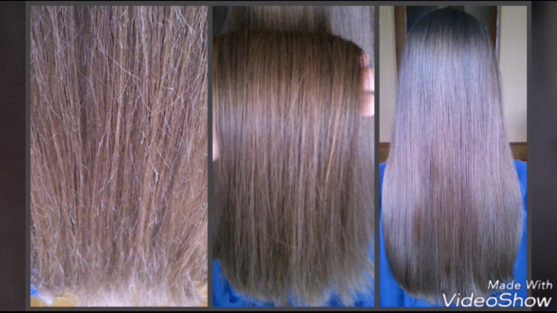 Полірування волосся для Лілі