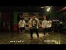 [PREDEBUT] 15.03.02 | Второй основное видео-урок хип-хопа (Учитель Ли Им, ДонГон, ЧунЫй, Чонин ,Чан)