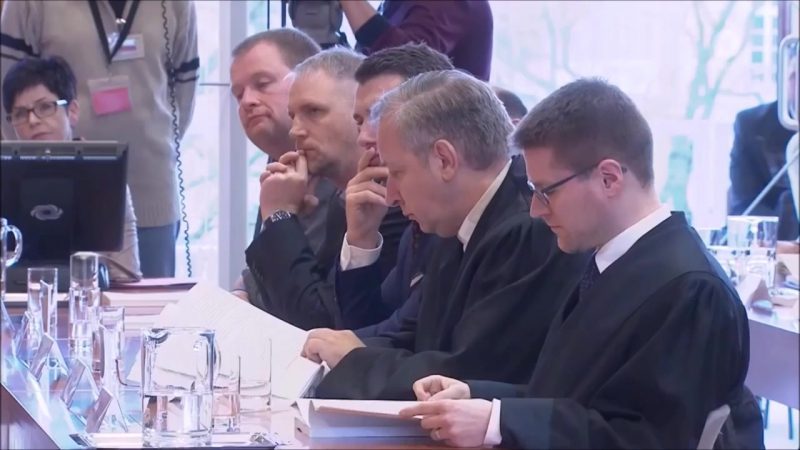 Das Bundesverfassungsgericht bestätigt, daß das Gebilde BRD kein Staat des Deutschen Volkes ist