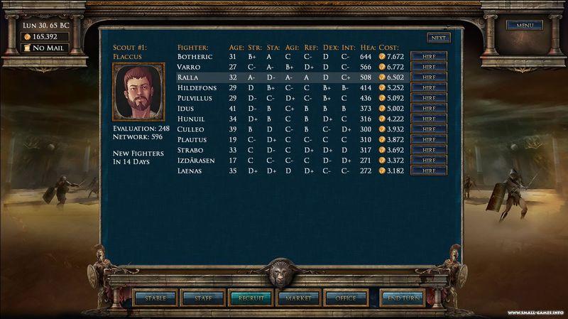 Age Of Gladiators (2016) PC - Скриншот 1
