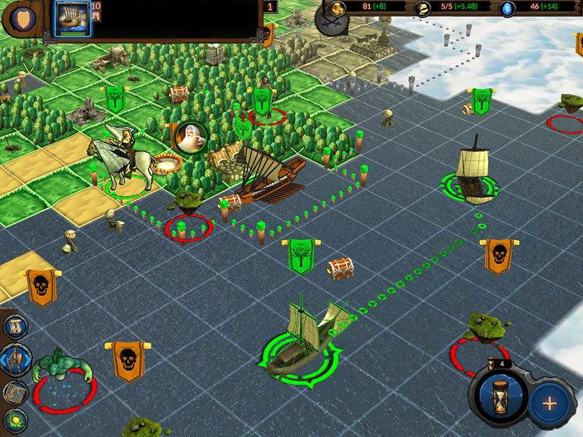 Planar Conquest (2016) PC - Скриншот 3