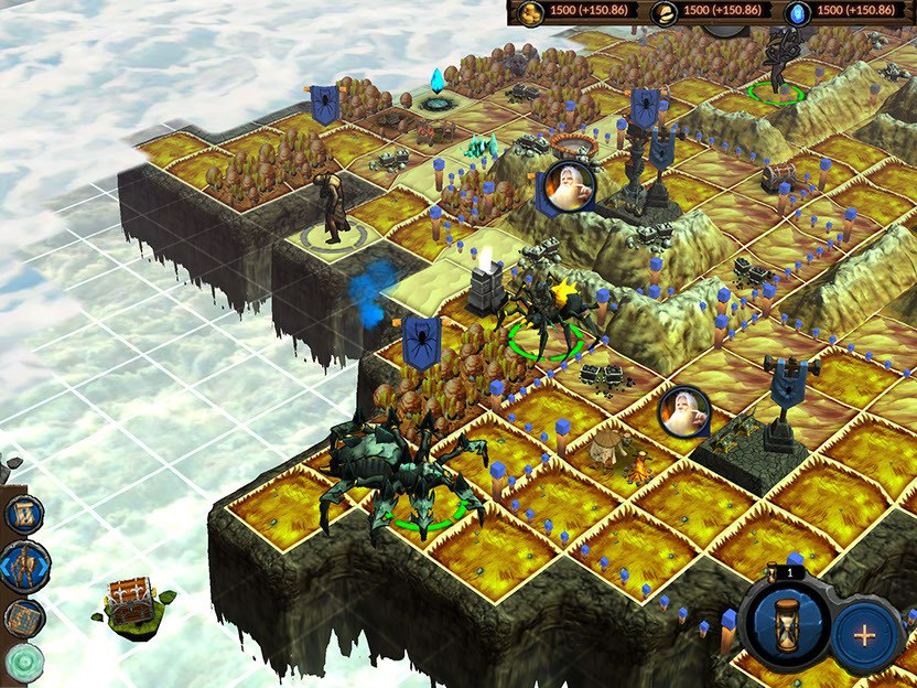 Planar Conquest (2016) PC - Скриншот 2