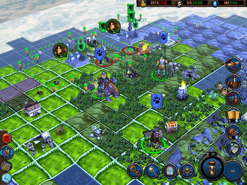 Planar Conquest (2016) PC - Скриншот 1