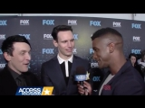 Gotham Robin Lord Taylor &amp Cory Michael Smith Talk Closeness Of Cast, Gratitude For Shows Fans