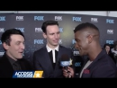 'Gotham' Robin Lord Taylor Cory Michael Smith Talk Closeness Of Cast, Gratitude For Show's Fans