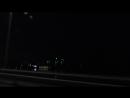 вид ночером с Нового Моста Аула