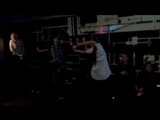 Амина Калимулина (OLD CITY) vs Лера Стрюкова (Dance Fam)