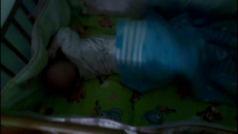 Тёмич спит