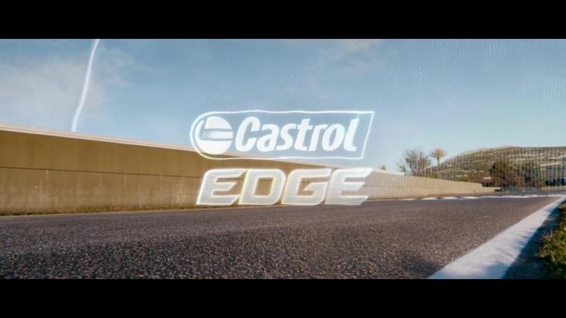 Castrol EDGE Clone Rival - Aston Martin Vulcan Film