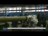 Russian 2A46M-5 Tank Gun Manufacturing (Plant 9, Uralvagonzavod)